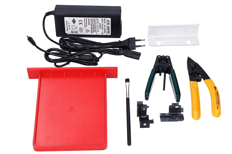 Зварювальний апарат DVP-740 для зварки оптоволокна